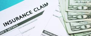 insurance claims background image