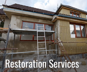 Restoration Services Icon